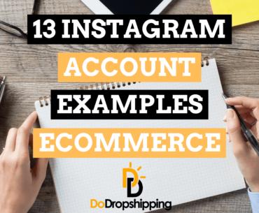 13 Ecommerce Store Instagram Account Examples