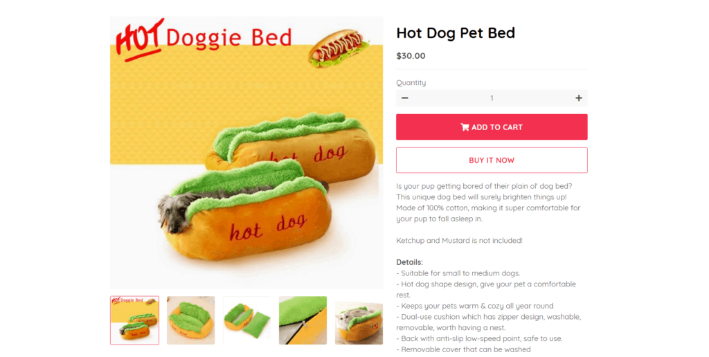 Pet Buy Plus product example