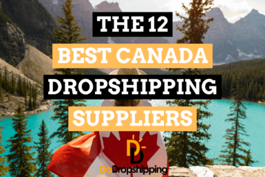 The 12 Best Dropshipping Suppliers in Canada (Free & Paid)