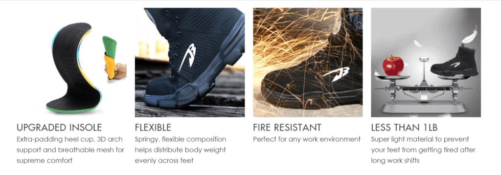 Indestructible Shoes images
