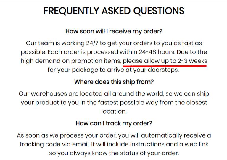 Best Trends Online FAQ