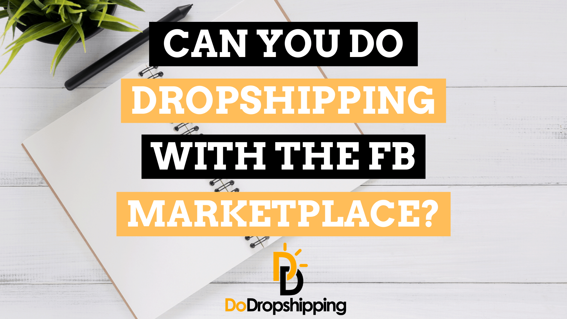 Can You Do Dropshipping With the Facebook Marketplace?