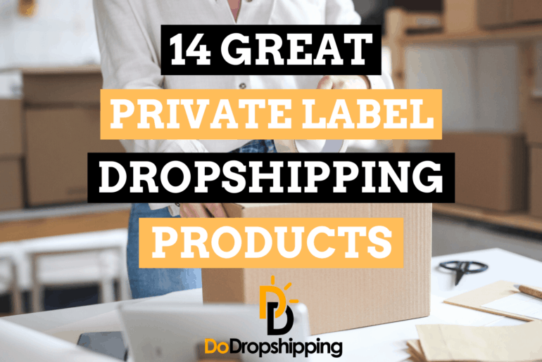 14 Great Private Label Product Examples for Dropshipping