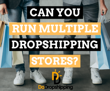 Can You Run Multiple Dropshipping Stores? (And Should You?)