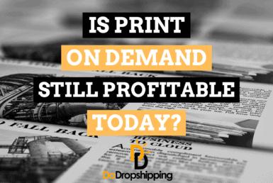 Is Print on Demand Still Profitable Today?