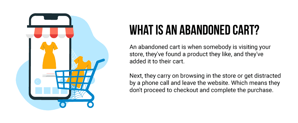 What is an abandoned cart - Explanation